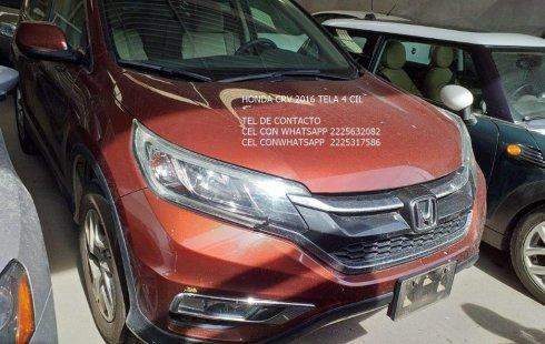 Honda CR-V 2016 barato