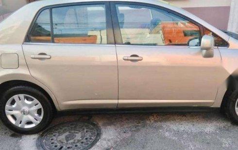 Urge!! Un excelente Nissan Tiida 2008 Manual vendido a un precio increíblemente barato en Atizapán de Zaragoza