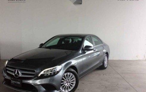 SHOCK!! Un excelente Mercedes-Benz Clase C 2019, contacta para ser su dueño