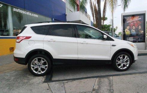 Urge!! En venta carro Ford Escape 2013 de único propietario en excelente estado