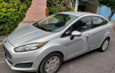 Ford Fiesta 2014 usado en Venustiano Carranza
