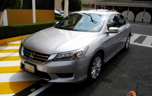 Accord EX-L Navi 2014 Economy