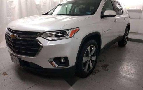 Chevrolet Traverse 2019 barato