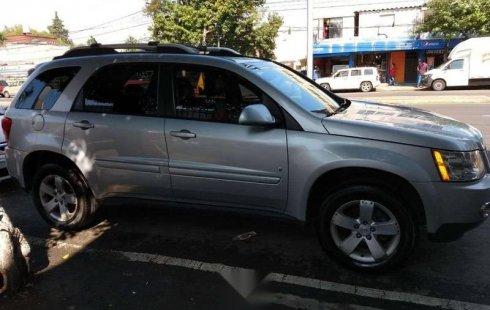Se vende urgemente Pontiac Torrent 2010 Automático en Coyoacán