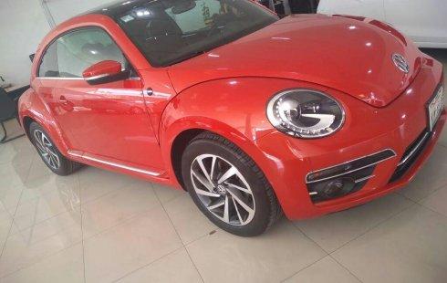 Urge!! Vendo excelente Volkswagen Beetle 2018 Automático en en Nezahualcóyotl