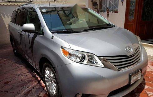 Se pone en venta un Toyota Sienna
