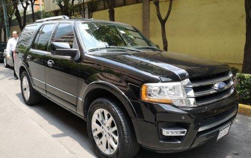 Ford Expedition 2016 usado en Hidalgo