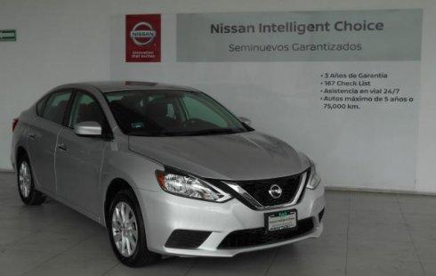 Urge!! Un excelente Nissan Sentra 2018 Automático vendido a un precio increíblemente barato en Chalco