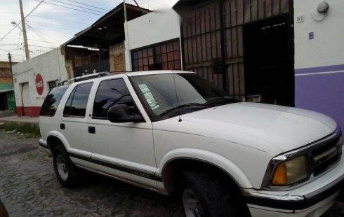 Quiero vender cuanto antes posible un Chevrolet Blazer 1995