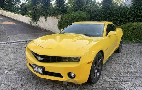 Quiero vender urgentemente mi auto Chevrolet Camaro 2013 muy bien estado