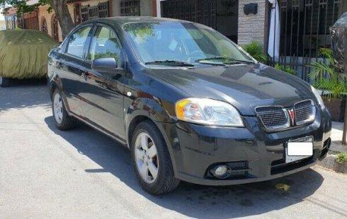 Me veo obligado vender mi carro Pontiac G3 2007 por cuestiones económicas