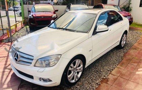 Quiero vender inmediatamente mi auto Mercedes-Benz Clase C 2009