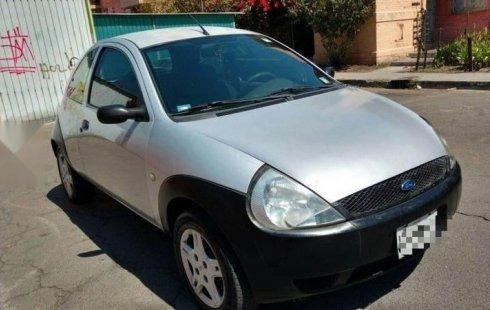 Quiero vender urgentemente mi auto Ford Ka 2005 muy bien estado