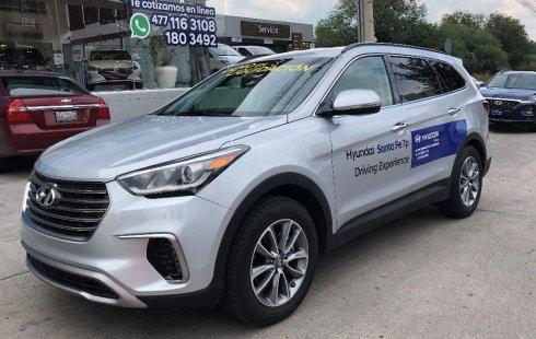 Hyundai Santa Fe 2019 impecable