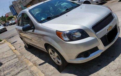 Auto usado Chevrolet Aveo 2016 a un precio increíblemente barato