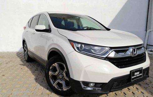 Tengo que vender mi querido Honda CR-V 2018 en muy buena condición
