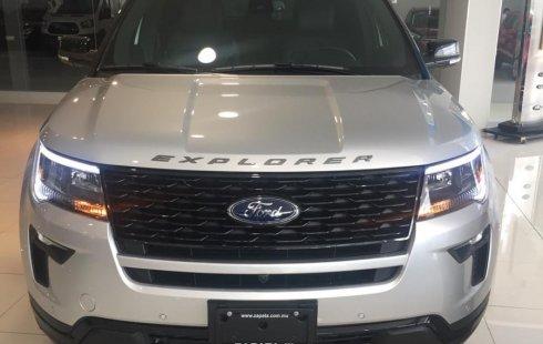 Me veo obligado vender mi carro Ford Explorer Sport 2019 por cuestiones económicas