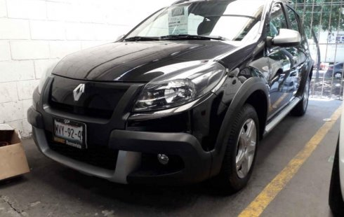 Renault Stepway 2013 barato en Gustavo A. Madero