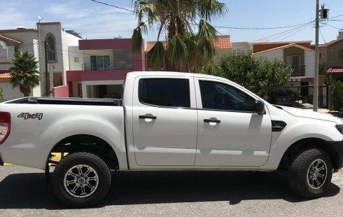 Ford Ranger XL 2019 4x4 diesel en excelentes condiciones credito bancario disponible