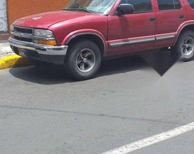 Coche impecable Chevrolet Blazer con precio asequible
