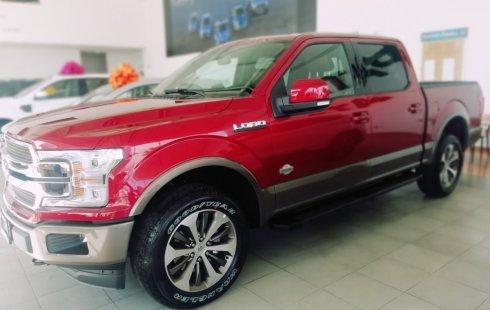 Llámame inmediatamente para poseer excelente un Ford Lobo 2019 Automático
