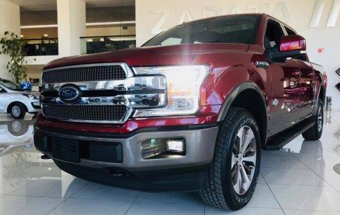 Ford Lobo 2019 barato en Hidalgo