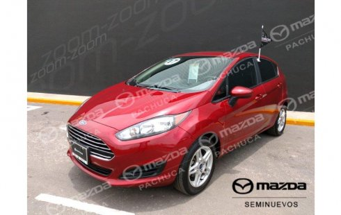 Un Ford Fiesta 2017 impecable te está esperando
