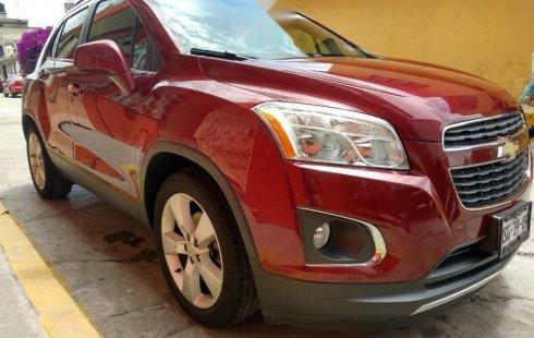 Chevrolet Trax 2014 barato en Jilotepec