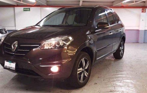 En venta un Renault Koleos 2016 Automático muy bien cuidado