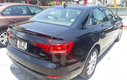 Quiero vender inmediatamente mi auto Audi A4 2017