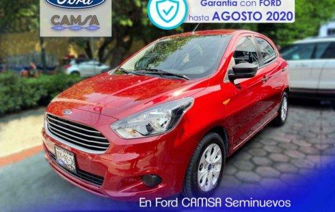 Ford Figo 2017 usado