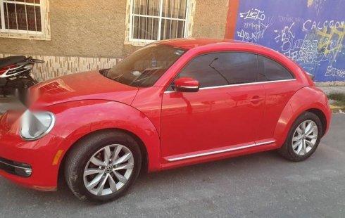 Vendo un carro Volkswagen Beetle 2012 excelente, llámama para verlo