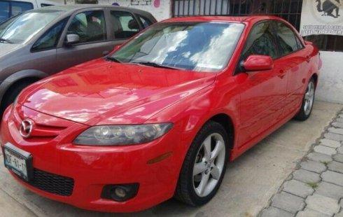 Urge!! Un excelente Mazda Mazda 6 2008 Automático vendido a un precio increíblemente barato en México State
