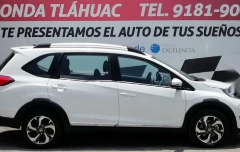 No te pierdas un excelente Honda BR-V 2018 Automático en Iztapalapa