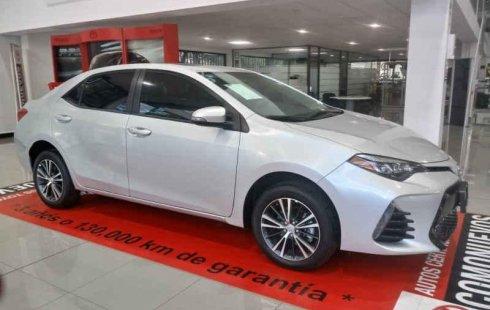 Me veo obligado vender mi carro Toyota Corolla 2019 por cuestiones económicas