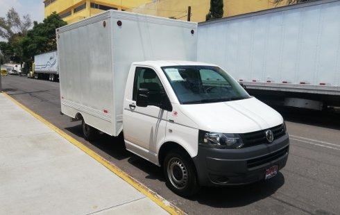 Se pone en venta un Volkswagen Transporter