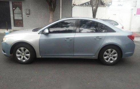 Me veo obligado vender mi carro Chevrolet Cruze 2010 por cuestiones económicas