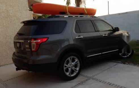 Ford Explorer impecable en Benito Juárez más barato imposible