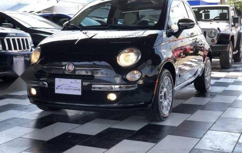 Fiat 500 usado en Guadalajara