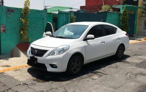 Nissan Versa 2012 en Gustavo A. Madero