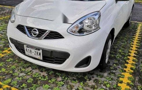 Se vende un Nissan March 2014 por cuestiones económicas