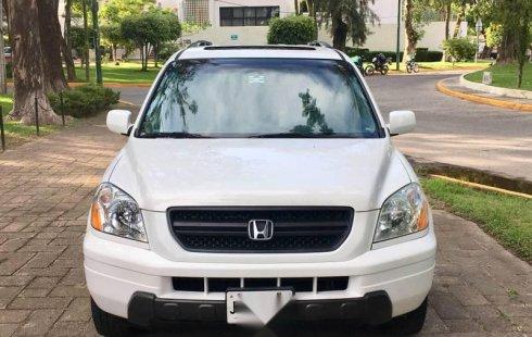 Se vende urgemente Honda Pilot 2005 Automático en Guadalajara