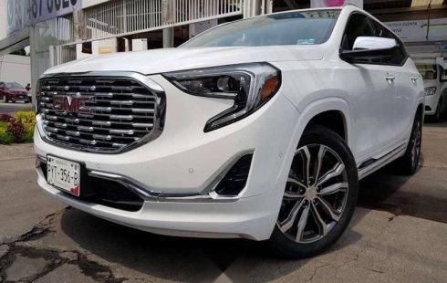 Urge!! Vendo excelente GMC Terrain 2019 Automático en en Iztacalco