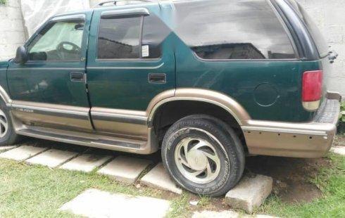 Chevrolet Blazer 1996 en Puebla