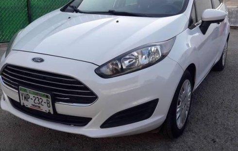 Pongo a la venta cuanto antes posible un Ford Fiesta que tiene todos los documentos necesarios