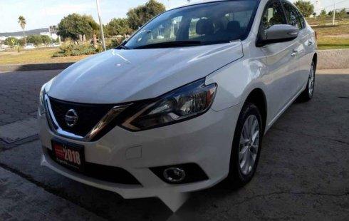 Nissan Sentra 2018 en Pachuca de Soto