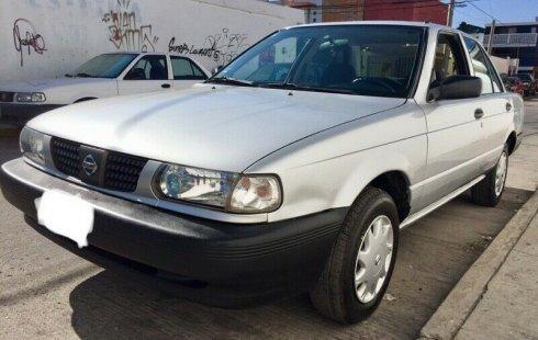 Se vende urgemente Nissan Tsuru 2016 Manual en San Luis Potosí