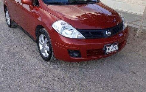 Urge!! Vendo excelente Nissan Tiida 2014 Manual en en Chihuahua
