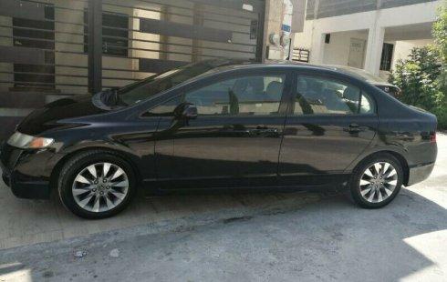 No te pierdas un excelente Honda Civic 2009 Automático en Apodaca