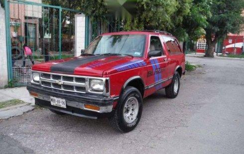 Vendo un Chevrolet Blazer impecable